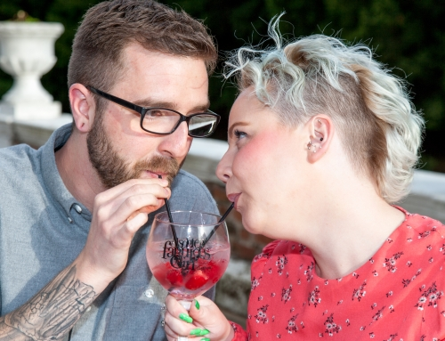 Photographs from Celebrate World Gin Day at Croxteth Country Hall
