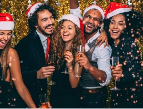 Celebrate Gin at Christmas Christmas Party Nights Out Liverpool & St Helens 2018