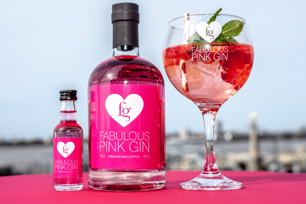 Pink Gin - Fabulous Pink Gin
