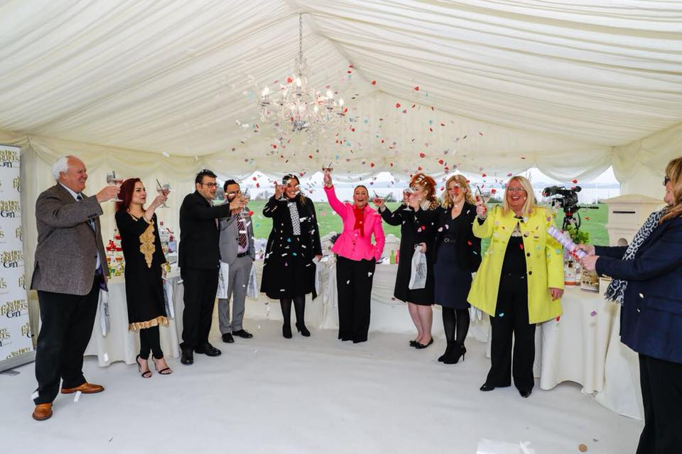 Absolutely Fabulous Gin Festival Launches UK's First Gin Themed Wedding Venue Liverpool