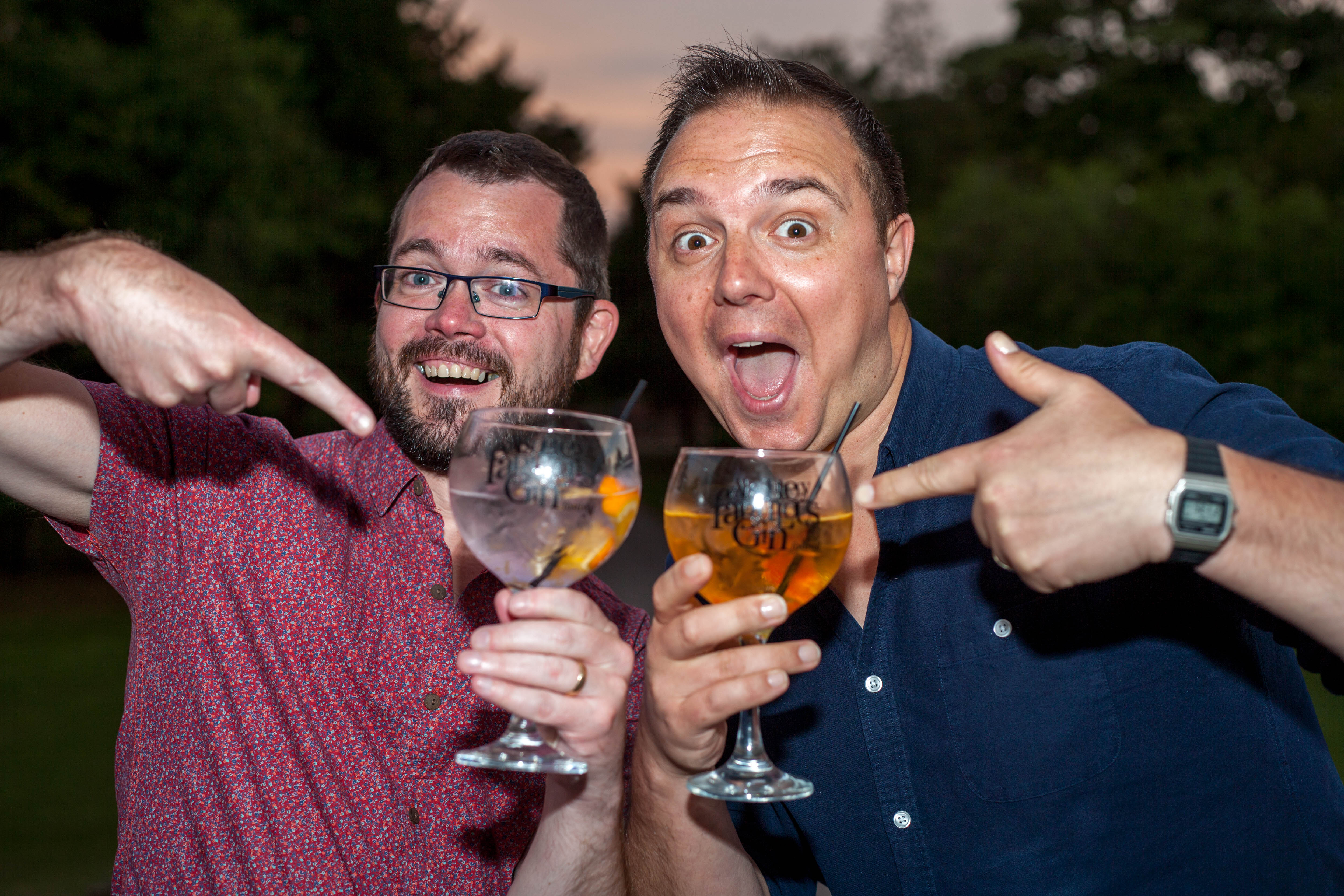 Summer Gin Festival – Introducing Rum – Croxteth Country Hall Photographs June 2018