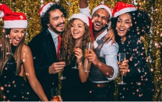Celebrate Gin at Christmas Party Nights Out - Christmas Party Nights Out Liverpool & St Helens 2018