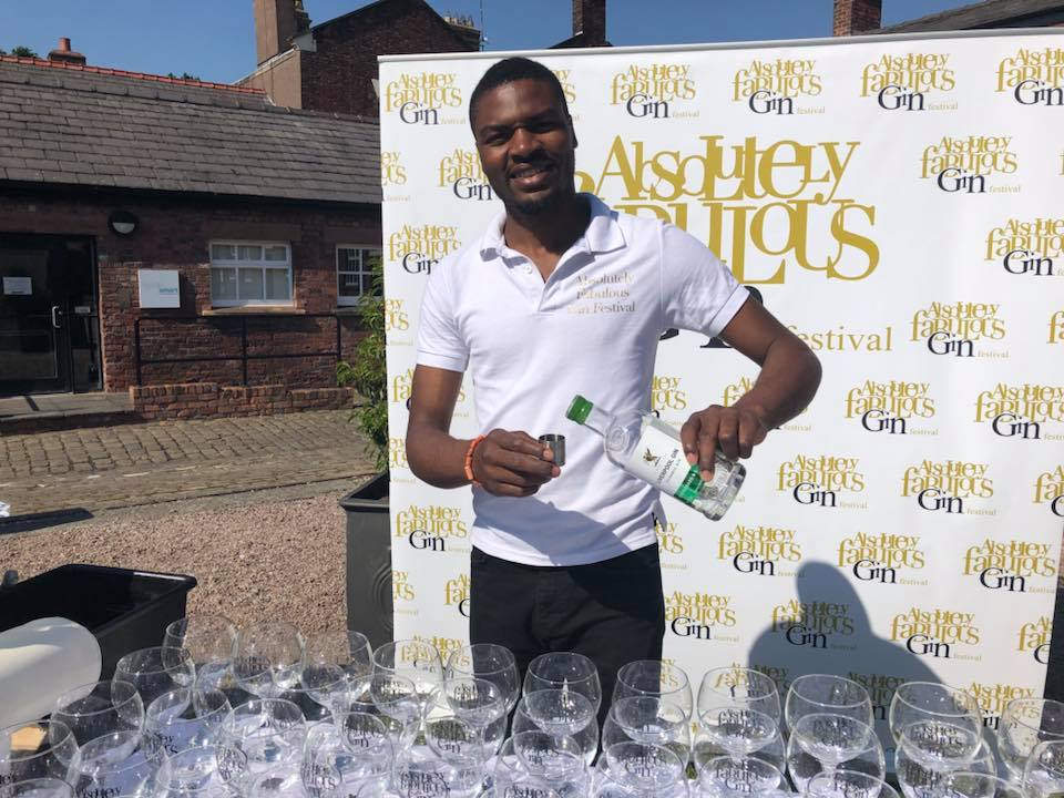 Gin Festival for Corporate Events