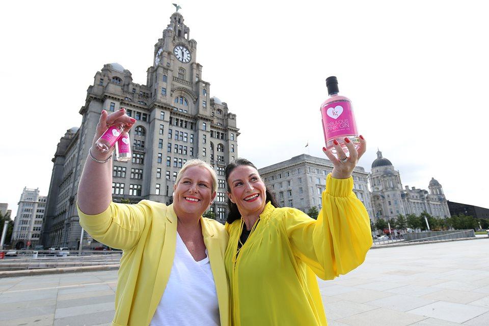 Fabulous Pink Gin Launch Liverpool